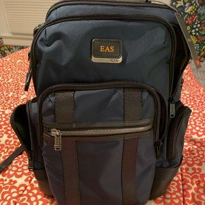 Tumi Nathan Backpack - Never Used / Tag On